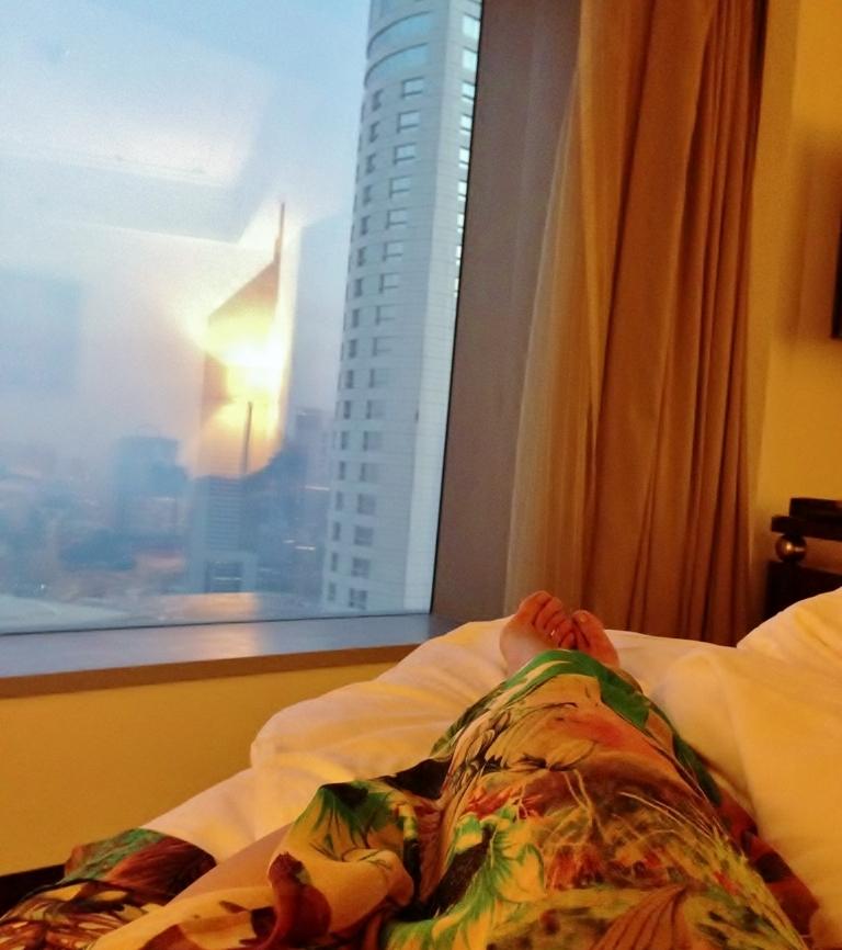 travel influencers middle east dubai