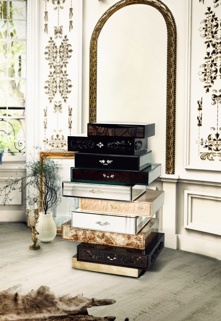 luxury furniture middle east influencer