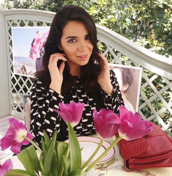 arab fashion influencer
