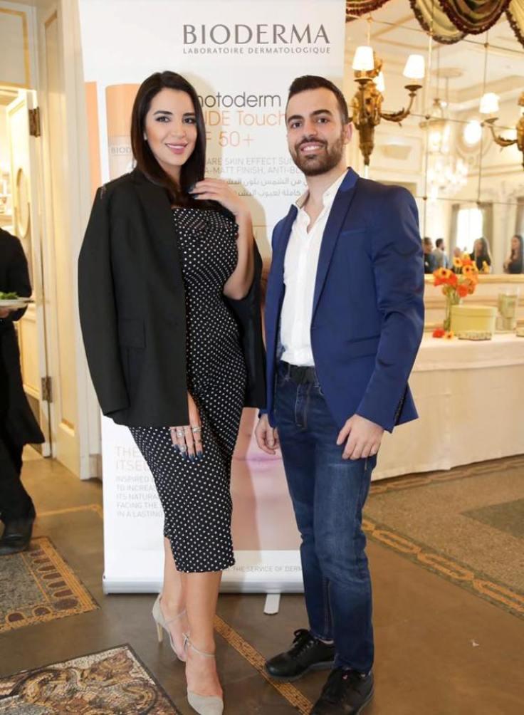 arab fashion influencers middle east