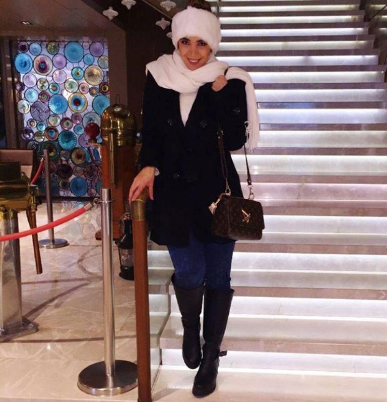 patricia issa arab fashionistas