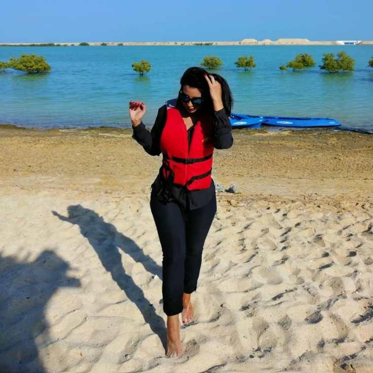 travel lifestyle influencers dubai beirut patricia issa