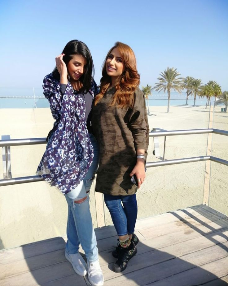 arab travel influencers middle east