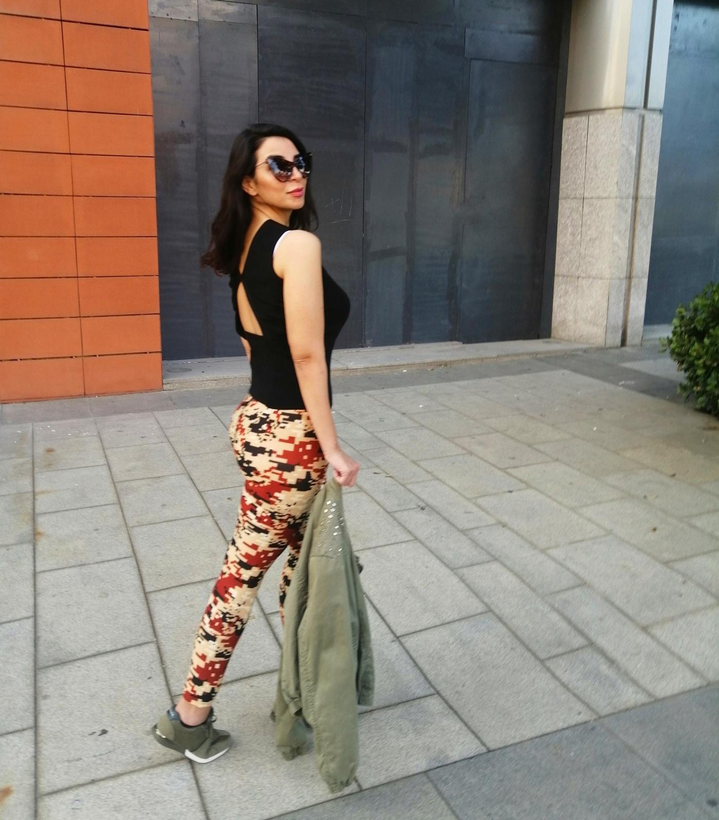 Middle East arab fashion lifestyle influencers